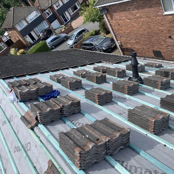 roof replacements in nottingham